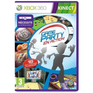 Game Party : En Action ! (jeu compatible Kinect) [XBOX360]