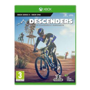 Descenders (Xbox One/Xbox Series X) [XBOX One, Xbox Series X|S]
