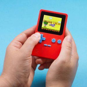 ThumbsUp! Gadgets - Console de jeu portable ORB Retro 10 cm