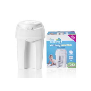 Tommee tippee Sangenic - Recharge poubelle à couches