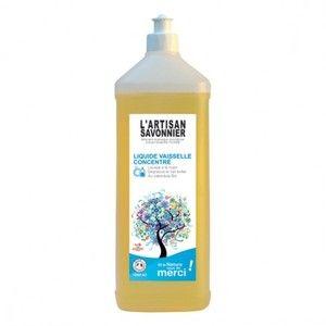 L'Artisan Savonnier Liquide vaisselle concentré 1 L