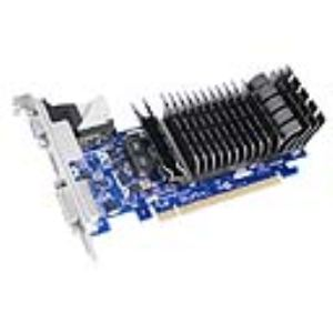 Asus EN210 SILENT/DI/1GD3/V2(LP) - Carte graphique GeForce 210 Silent 1 Go DDR3 PCI-E 2.0