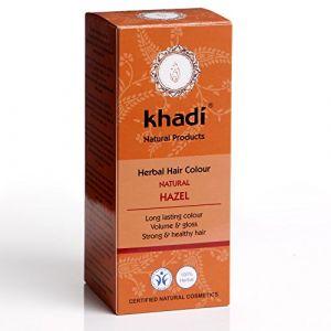 Khadi Noisette Naturel - Teinture ayurvédique aux plantes