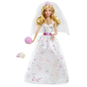 Mattel Barbie mariée (CFF37)