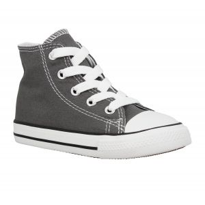 Converse Chuck Taylor All Star Hi toile Enfant-31-Anthracite