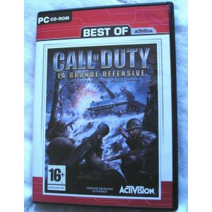 Call of Duty : La Grande Offensive - Extension du jeu [PC]
