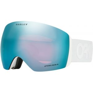 Oakley Accessoire sport Flight Deck Factory Pilot Whiteout Prizm Sapphire Iridium