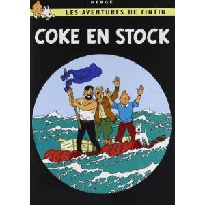 Les Aventures de Tintin : Coke en stock