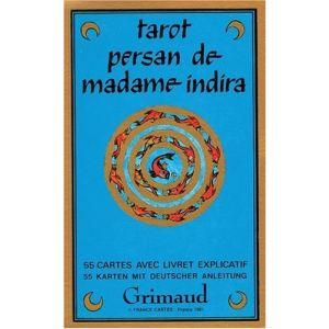 Grimaud Tarot Persan de Mme Indira