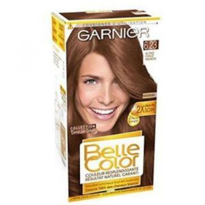 Garnier Belle Color - Coloration permanente n°6.23 Blond foncé radieux