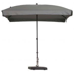 Madison Parasol Patmos Rectangulaire 210x140 cm Gris clair