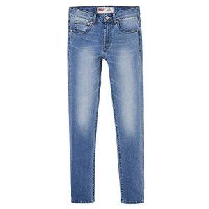 Levi's Kids NN22047 46 Trousers, Jeans Garçon, Bleu (Indigo 46), 8 Ans (Taille Fabricant:8Y)