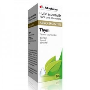 Arkopharma Arko Essentiel : Thym - Huile essentielle