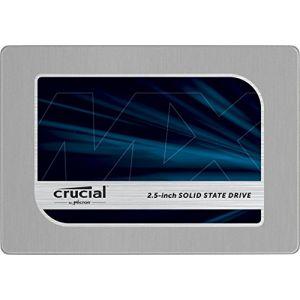 "Crucial CT500MX200SSD1 - Disque SSD MX2100 500 Go 2.5"" SATA III"
