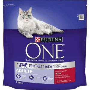 Purina One Bifensis Dual Defense Adulte