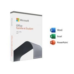 Office Famille et Etudiant 2021 (Europe) [Windows]