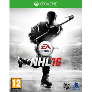 NHL 16 sur XBOX One