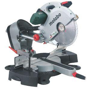 Metabo KGS 315 Plus - Scie à onglets radiale avec fonction de traction