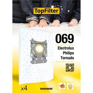 TopFilter 64069 - 4 sacs aspirateur