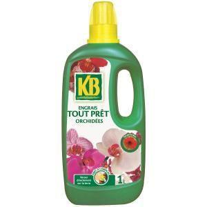 KB Engrais tout prêt orchidées 1 L