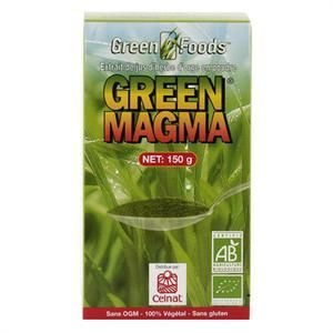Celnat Green Magma - Jus d'herbe et d'orge