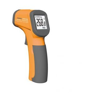 Perel EEM100 - Mini Thermomètre IR sans contact avec pointeur laser -50° C À +330° C