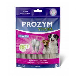 Ceva Prozym Rf2 Pack de 12 Sticks pour Chien Taille S/M