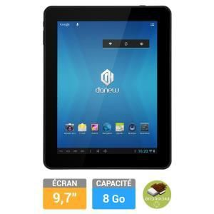 "Danew DSlide 971 8 Go - Tablette tactile 9.7"" sous Android 4"