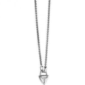 Guess UBN21552 - Collier et pendentif en argenté pour femme