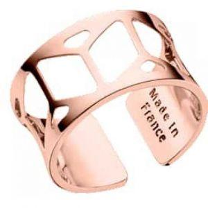 Les Georgettes 702960440000 - Bague Résille or rose femme