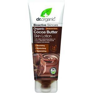 Dr. Organic Organic Cocoa Butter Skin Lotion - 200 ml