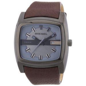 Diesel DZ155 - Montre pour homme bracelet en cuir