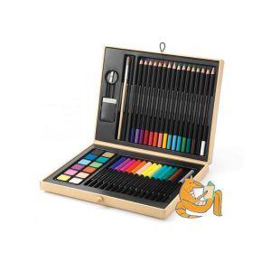 Djeco Boîte de couleurs * Multicolore