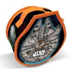 Worlds Apart Sac Star Wars Circuit Millennium Falcon Zipbin