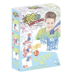 Giochi Preziosi IDO3D Vertical Activity Set 2 tubes