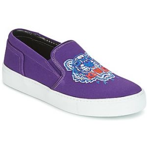Kenzo Chaussures K SKATE SNEAKERS violet - Taille 36,37,38,39,40,41,35