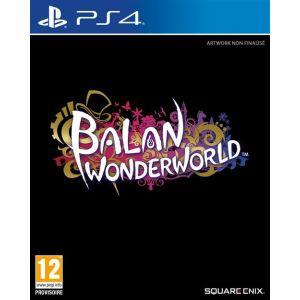 Balan Wonderworld (PS4) [PS4]