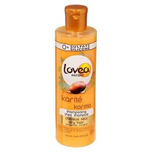 Lovea Karité karma -  Shampoing cheveux secs 250 ml