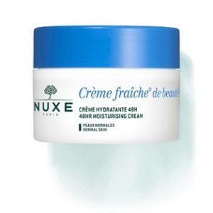 Nuxe Crème fraîche de beauté hydratante 48h