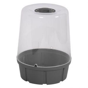 LG Mini serre ronde Ø 25 cm - couleur Anthracite
