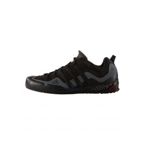Adidas Terrex Swift Solo, Chaussures de Fitness homme, Noir (Black/Black/Lead), 46 2/3