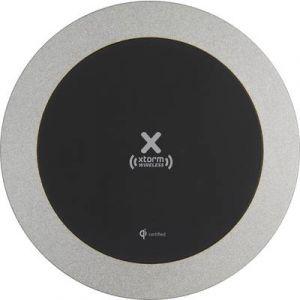 Xtorm by A-Solar Adaptateur de charge à induction BU107 noir,argent