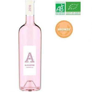 Monoprix Bio Cote de provence rose 2016 alycastre