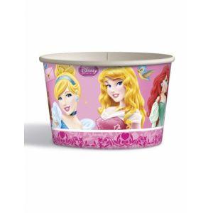 Procos 8 Pots à glace en carton Disney Princesses Taille Unique