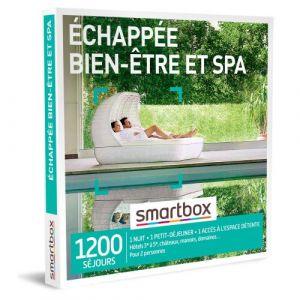 Smartbox Coffret cadeau Échappée bien-être et spa