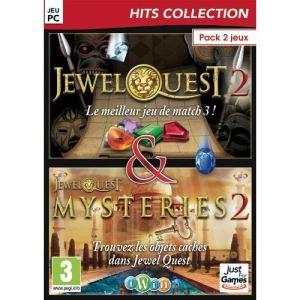 Jewel Quest 2 + Jewel Quest Mysteries 2 [PC]