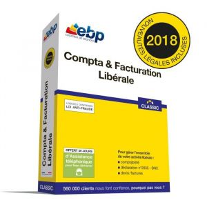 Compta & Facturation Libérale 2018 [Windows]