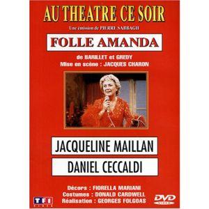 Au théâtre ce soir : Folle Amanda