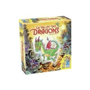 Queen Games La vallée des Dragons