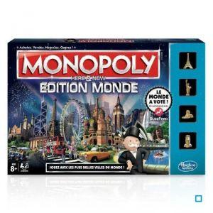 Hasbro Monopoly Monde